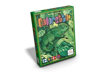 Coloretto+ Kortspill/Brettspill
