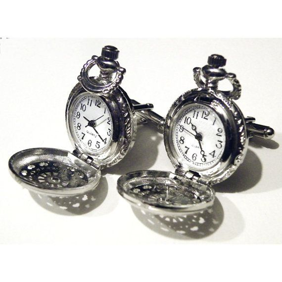 Hey, I found this really awesome Etsy listing at https://www.etsy.com/listing/117017927/steampunk-mens-silver-pocket-watch