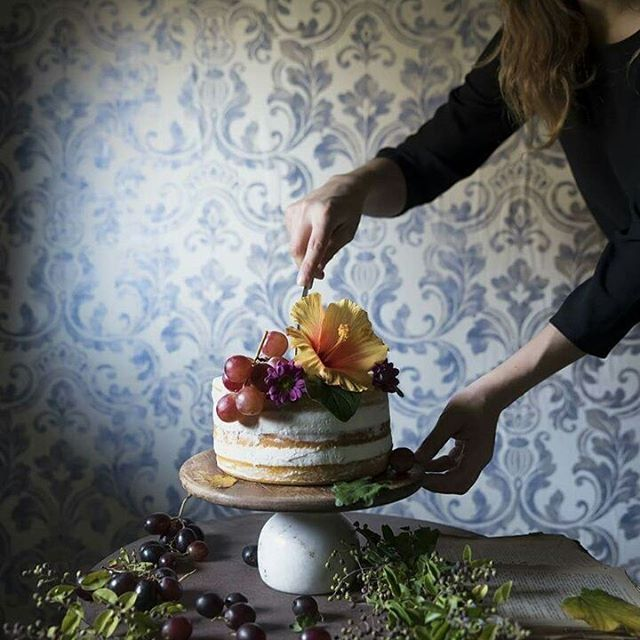 New recipe on my blog a delicious naked carrot cakehellip