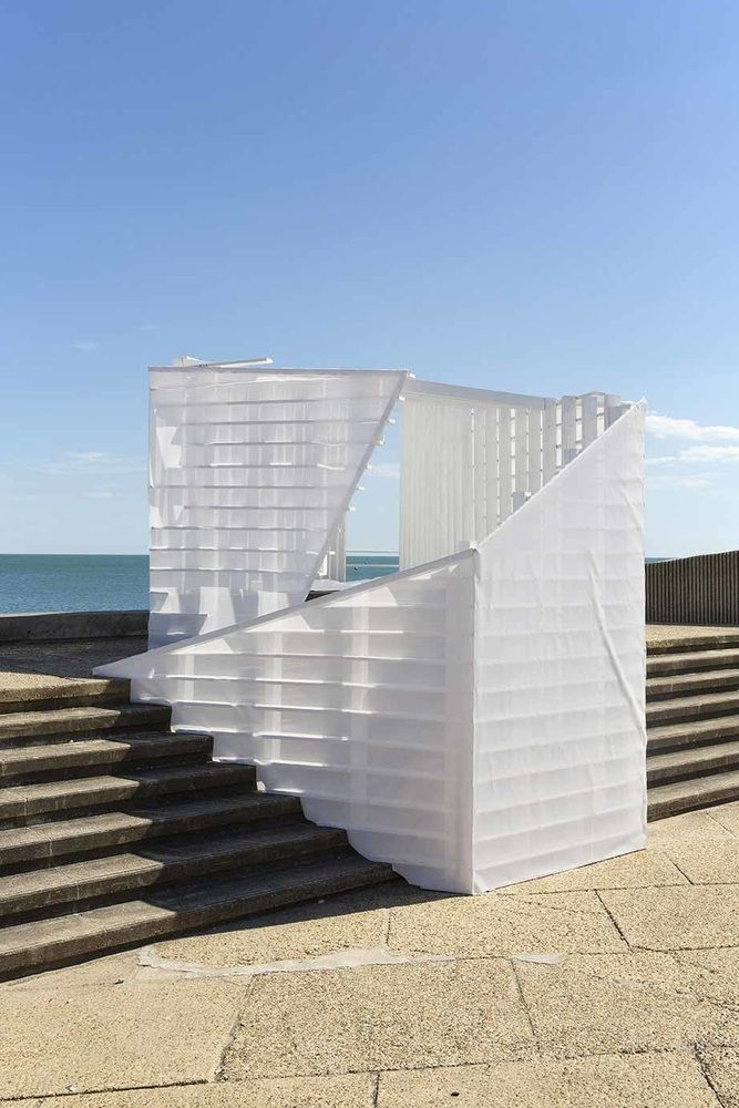 Gallery - Earth, Air, Water and Blurred Boundaries at La Festival des Architectures Vives 2015 - 7