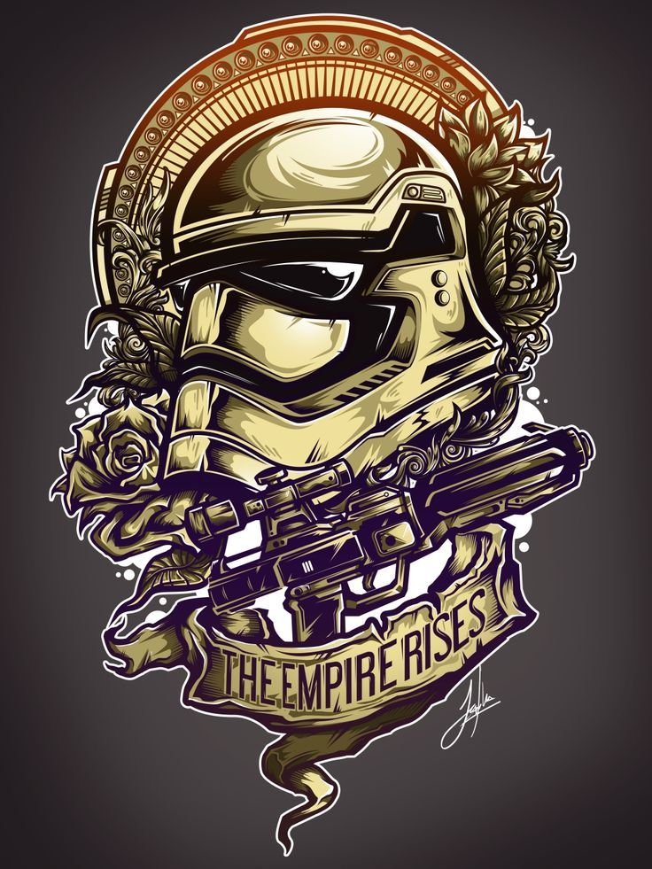 The Empire Rises - Created by Juan Manuel Orozco: