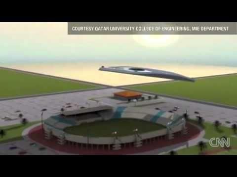 [VIDEO]: Así funciona la nube artificial que cubrirá los estadios en el Mundial de Qatar 2022 | Diario Ecologia