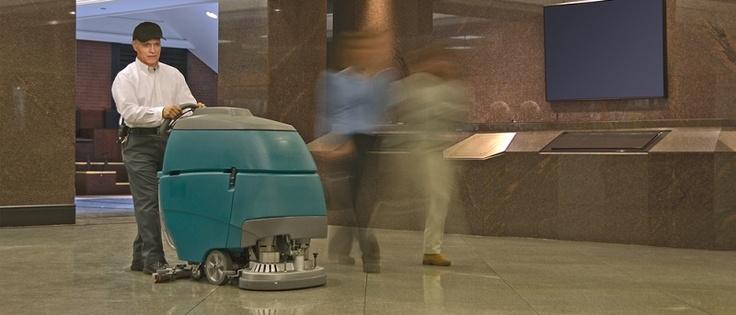 Schoonmaakmachines recyclen, European Cleaning Machines Recycling wijst de weg