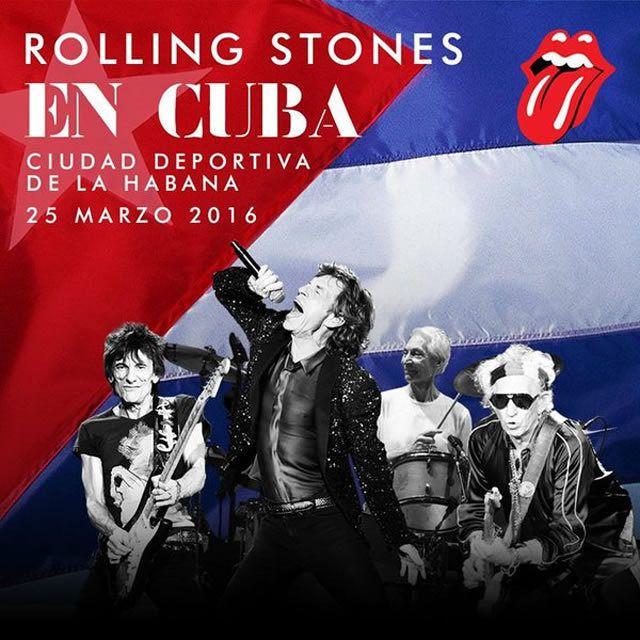 Ce sera également le premier spectacle d'une telle ampleur en plein air dans ce pays présenté par un groupe de rock britannique. Les Rolling Stones, le légendaire groupe rock britannique, se produiront pour la première fois à la Havane, le 25 mars prochain,...