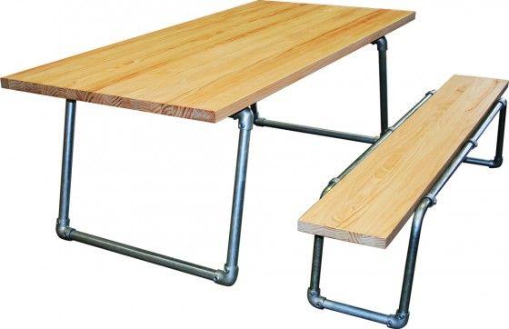 Trestle Table – Indoor