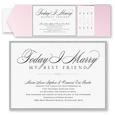42 best pocket invitations images on pinterest pocket marry today invitation with pocket and backer available at persnickety invitation studio stopboris Choice Image