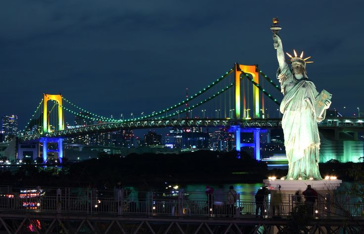 Liberty Wallpaper Tourism In United States