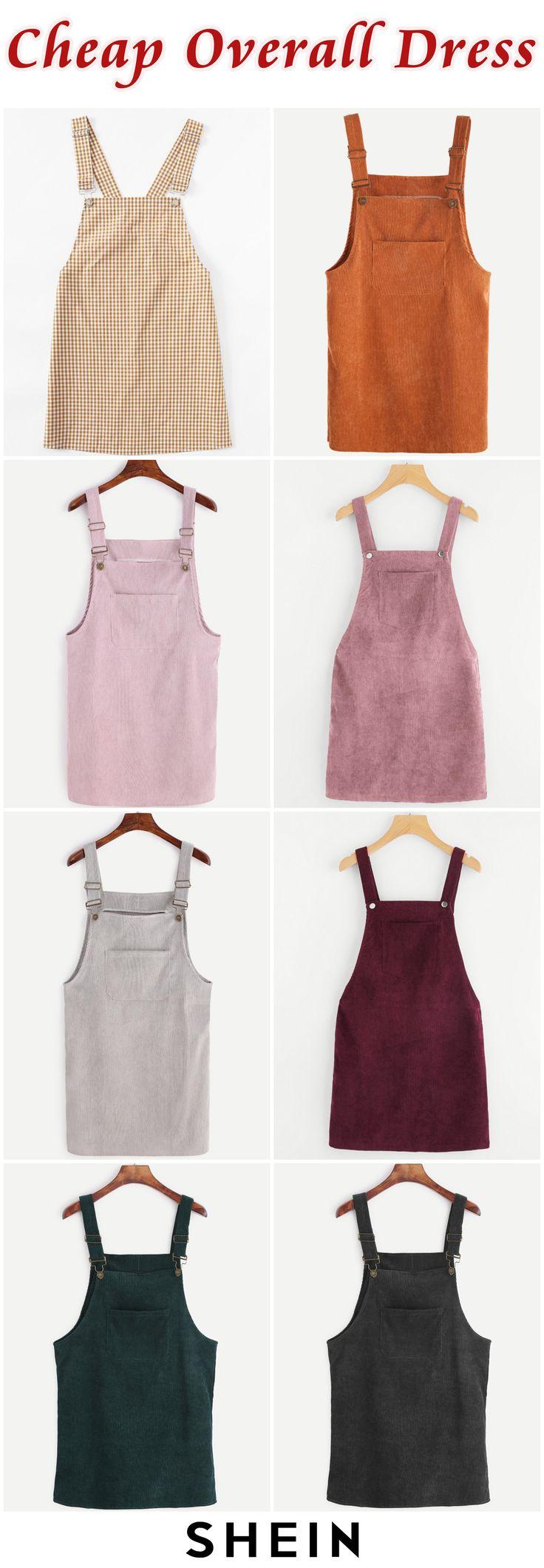 Cheap Overall Dress