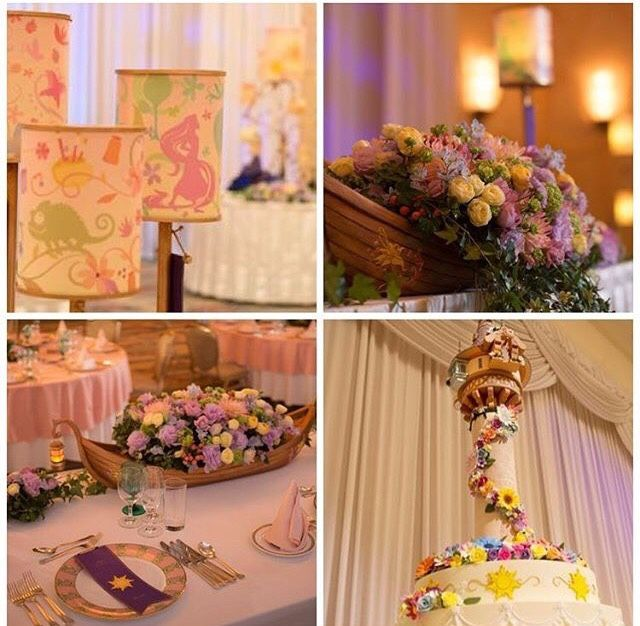 Gorgeous Tangled Themed Guest Rooms At Tokyo Disneyland: 21 Best Images About Tangled Wedding! On Pinterest