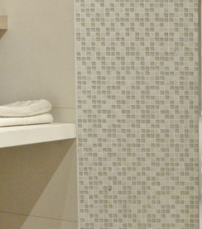 find this pin and more on bathroom ideas by doyle1900 mesh mounted mosaic tile