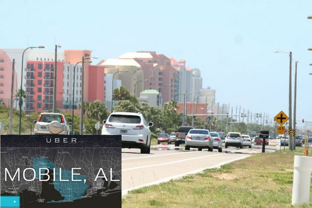 Gulf Shores police call Uber service 'highly dangerous'; public pushes back | AL.com
