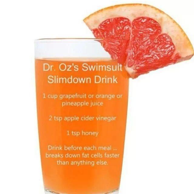 :) gotta love doctor Oz!!