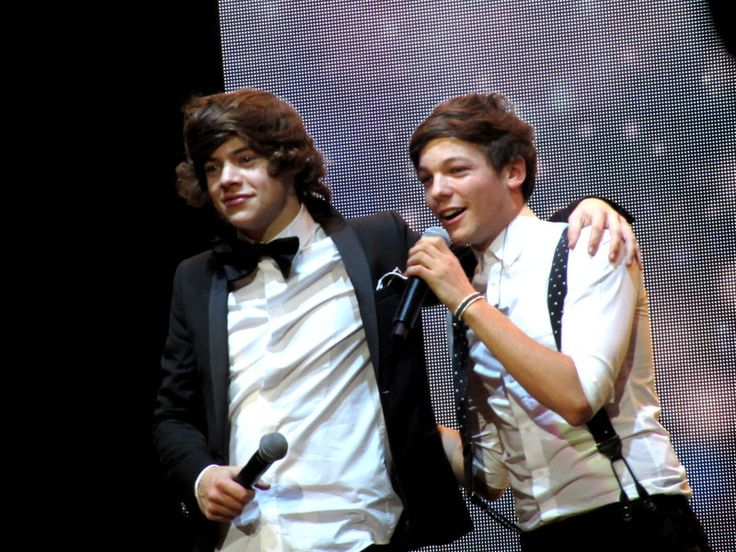 Are harry and louis from one direction dating in Brisbane