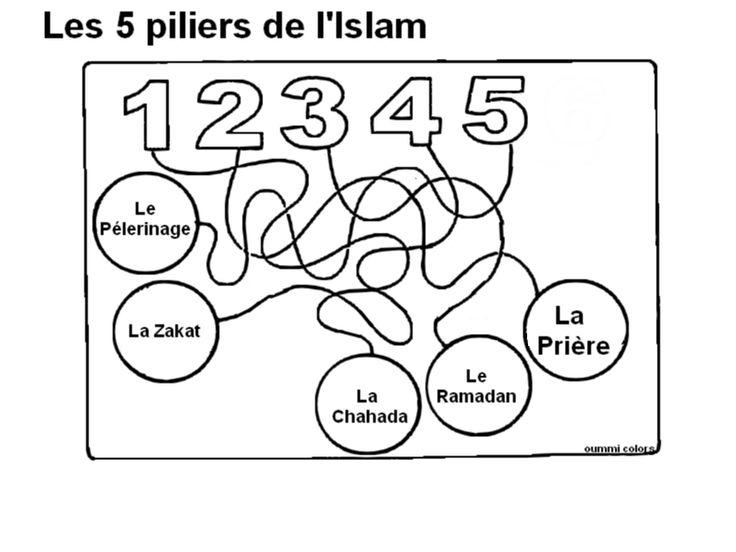Bien-aimé 118 best Activités manuelles islamiques images on Pinterest  NV49