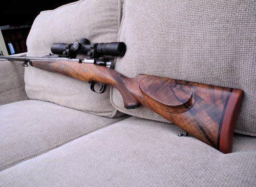 375 H&H Best Grade Custom Rifle