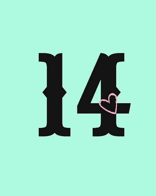 17 Best Images About My Favorite Number....14 On Pinterest