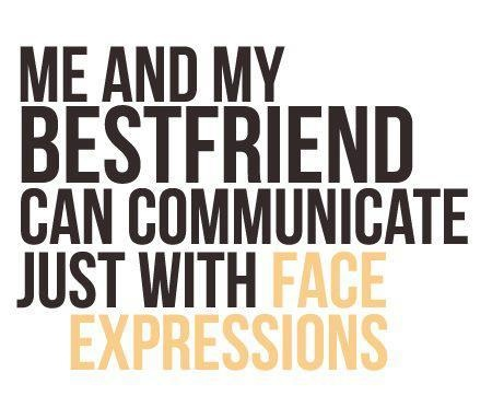 So true :) @mallory always know what eachother is thinking!