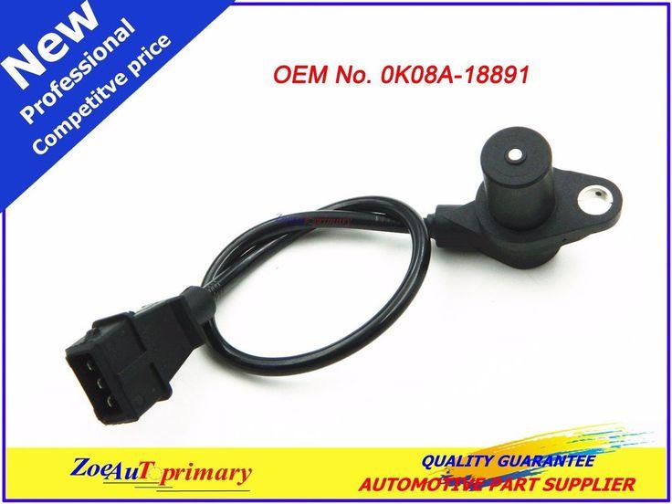 0K08A-18891 Crankshaft Position Sensor for 1995-2002 Hyundai Kia Sportage 2.0L #Unbranded