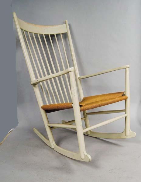 Wegner rocking chair.