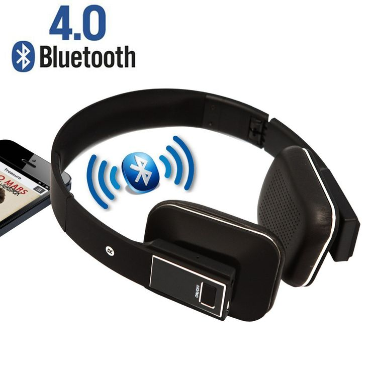Cheap price US $26.60  Wireless Bluetooth Earphones Foldable Over Ear Stereo Bluetooth Headphones Built-in Microphone for Iphone Samsung LG Smart Phone  Get here: Tablet PC