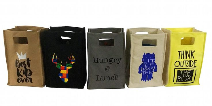 Little Leaf Eco lunch bags