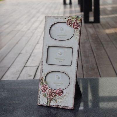 Europäische Tischgestell Retro Ländlichen Phasenebene Rahmen Hochzeit Studio Frame Kreative Fotorahmen Tabelle
