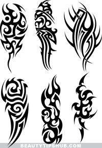 Arms tattoo