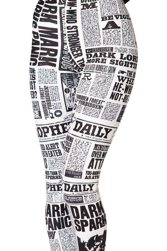 Daily Prophet leggings