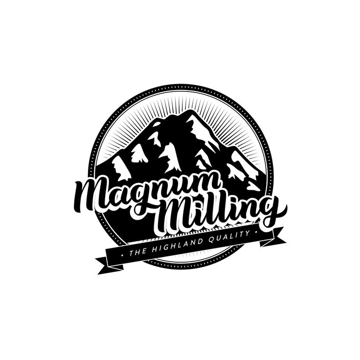 "Check out my @Behance project: ""Magnum Milling"" https://www.behance.net/gallery/43603651/Magnum-Milling"