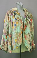1920's cut silk velvet evening jacket from The Mabs Collection