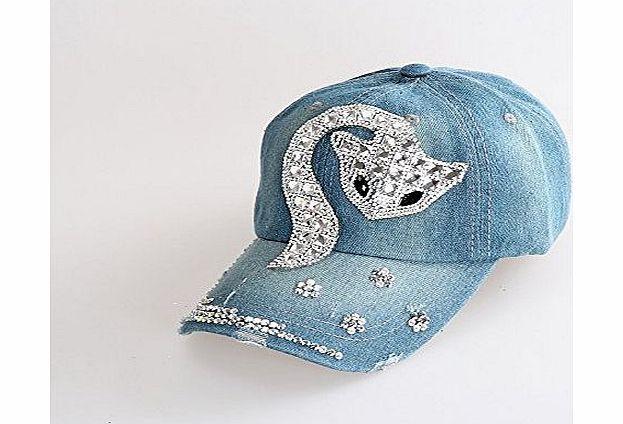 LW Fashions Womens Denim Bling Bling 3D Rhinstone studded Baseball Tennis Sport Cap Hat (Fox) No description (Barcode EAN = 0520063313621). http://www.comparestoreprices.co.uk/designer-baseball-caps/lw-fashions-womens-denim-bling-bling-3d-rhinstone-studded-baseball-tennis-sport-cap-hat-fox-.asp