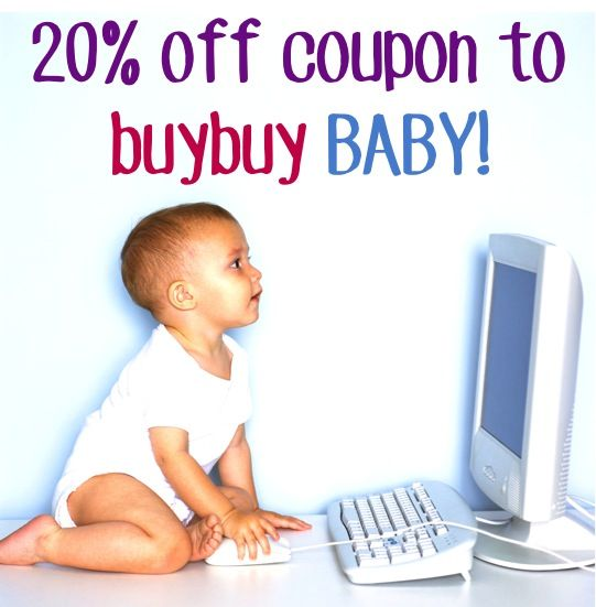 BuyBuy Baby Coupon: 20% off!  #baby