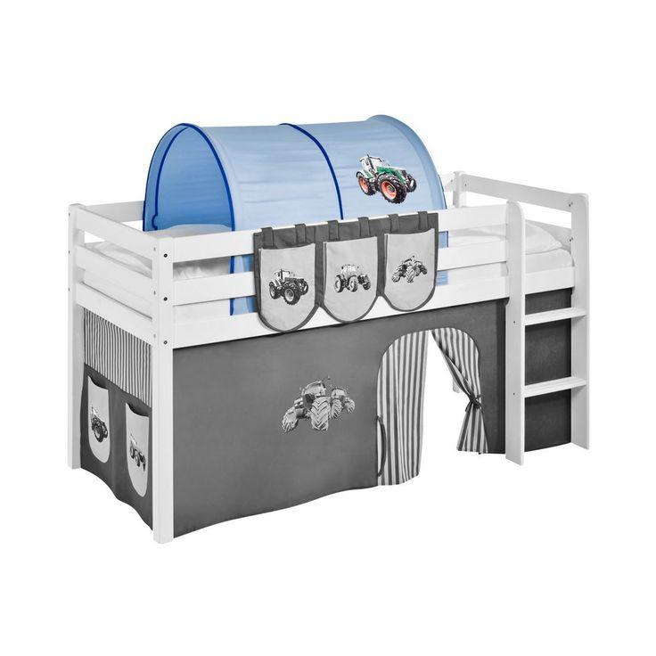 Tunnel für Hochbett Spielbett und Etagenbett Trecker-Blau-Blau, Lilokids Jetzt bestellen unter: https://moebel.ladendirekt.de/kinderzimmer/betten/etagenbetten/?uid=9344db3e-8096-586f-87ac-bd3db70df9ea&utm_source=pinterest&utm_medium=pin&utm_campaign=boards #möbel #etagenbetten #kinderzimmer #lilokids #teens #betten #kids