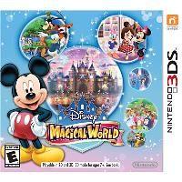Disney Magical World 3DS sur Nintendo 3DS - Jeux vidéo - Fnac.com
