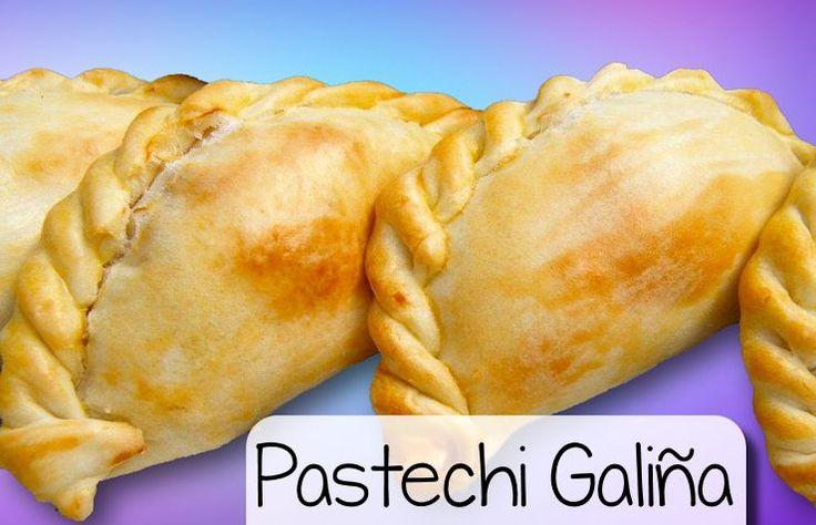 Antilliaanse PASTECHI GALIÑA (kip pasteitjes) recept