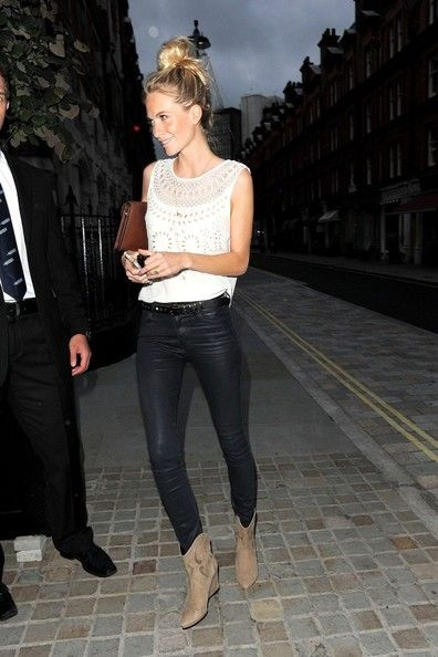 Poppy Delevingne Photos: Celebs Spotted at Chiltern Firehouse — Part 4
