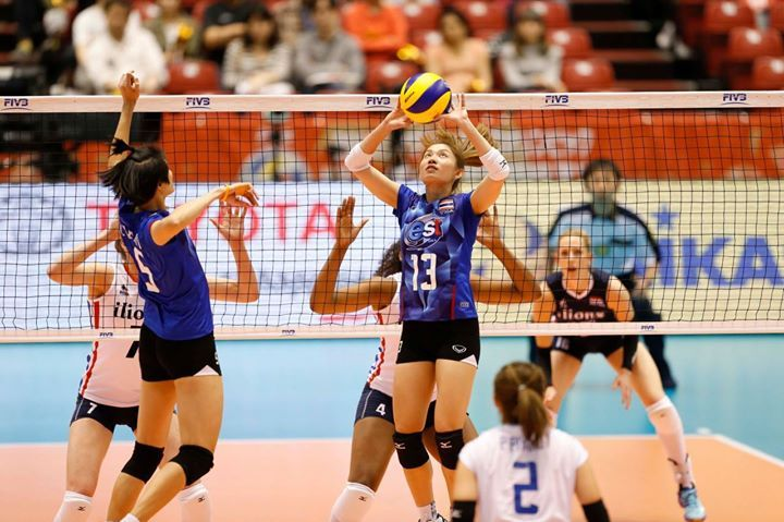 Popular Right Now  Thailand  Thailand vs Netherlands | 17 May 2016 | 2016 Womens World Olympic Qualification Tournaments http://ift.tt/1rR7ZSm http://ift.tt/1sufr6z