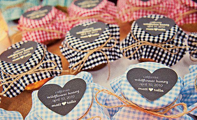 wedding souvenir ideas | Wedding Favor Ideas for a Destination Wedding