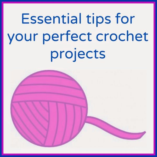 crochet tips and tricks, how to crochet Crafty Ideas Pinterest