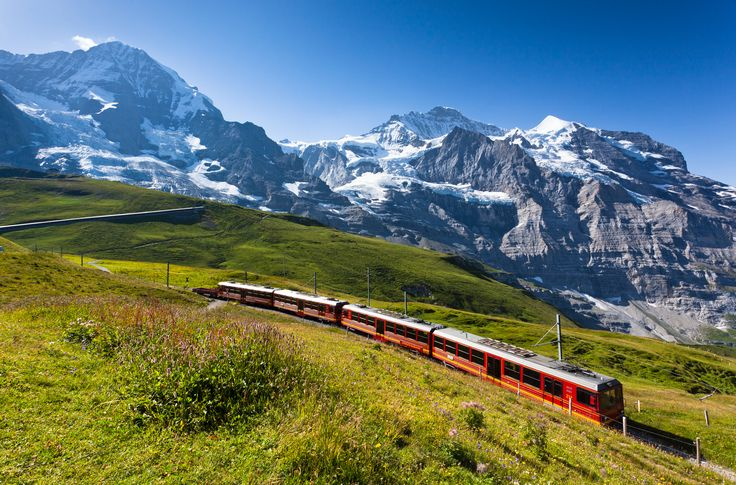 Incredible Switzerland! Do you know #Switzerland is ranked 1st among the most tourist attracted country!  Ever #explored? Don't miss the #train #journey if you are exploring this beautiful country this #winter!