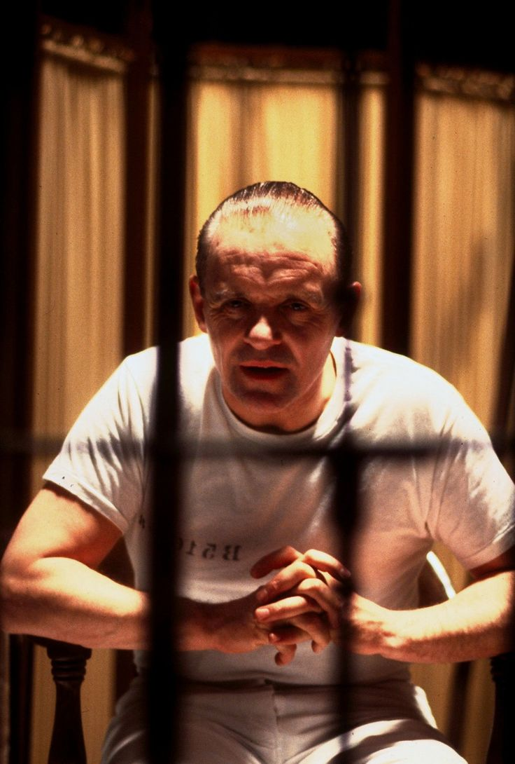 Anthony Hopkins Silence Of The Lambs 1991