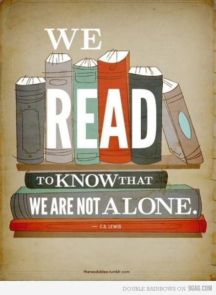 Why we read C.S. Lewis