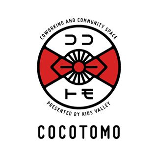 cocotomo(ココトモ)のロゴ:伝統文化×ワクワク | ロゴストック