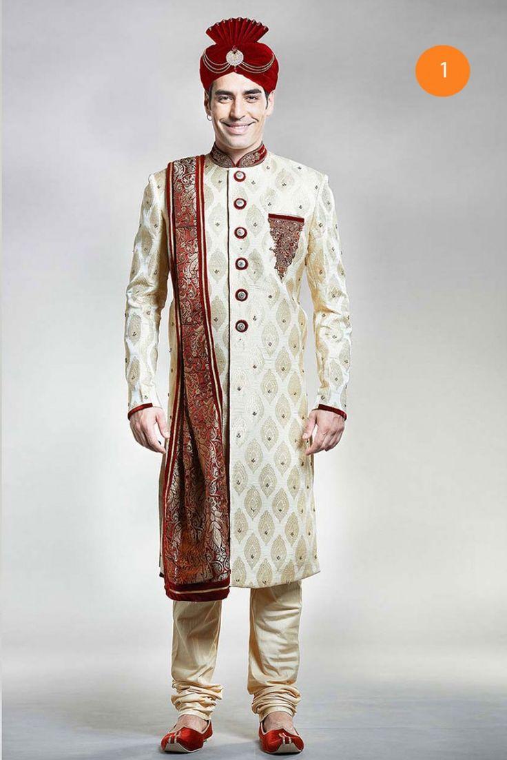 Manyavar exclusive sherwani
