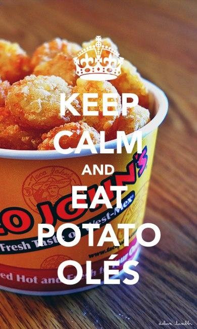 Potato Oles (R).