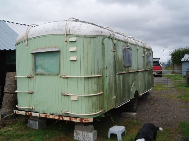 Wonderful 10 Vintage Caravans Perfect For Summer  Chronicle Live