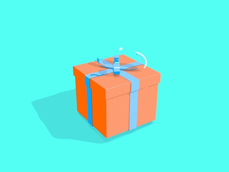 Little Gift Animation by Hunan