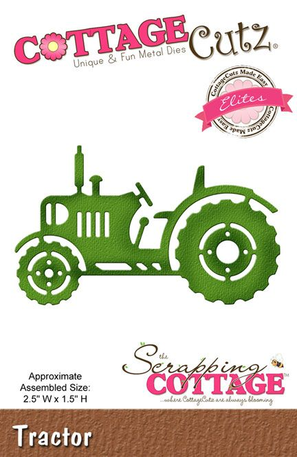 CottageCutz Tractor (Elites)