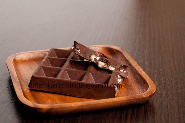 Брауни, тарт и домашний шоколад - Eat me!