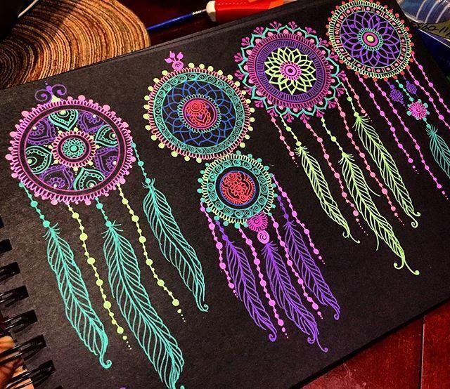 17 best ideas about mandalas on pinterest mandela art - Plumas para decorar ...